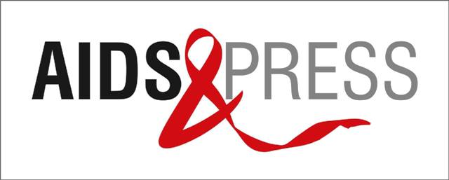 AIDS PRESS LOgo