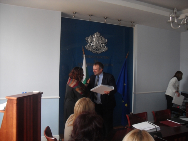 Official ceremony